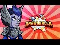FINISH STRONG 1v1 Sparring W Various Legends Brawlhalla Gameplay mp3