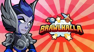 FINISH STRONG!! • 1v1 Sparring w/ Various Legends • Brawlhalla Gameplay