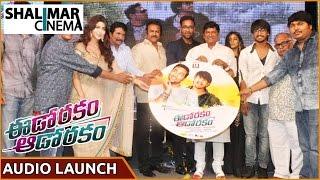 Eedo Rakam Aado Rakam Audio Launch      Manchu Vishnu, Raj Tarun, Hebah, Sonarika
