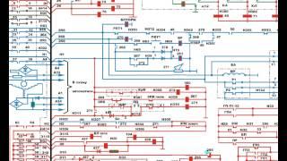 Схема набора и сброса позиций электровоза ВЛ80С(Создавалось видео, как говориться, для себя в качестве быстрой напоминалки. Может кому и ещё будет полезным...., 2013-11-28T14:20:46.000Z)