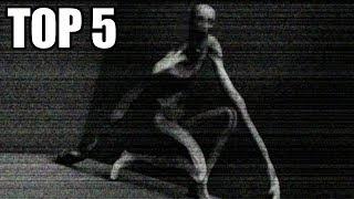 TOP 5 - Nejděsivějších SCP Stvo...