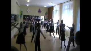 Открытый урок по ритмике 1 класс, часть 4
