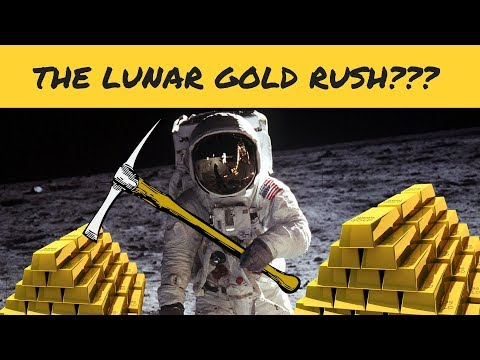 Moon Mining, How Much Is The Moon Worth, How Will We Mine Its Resources, Helium 3 & Water.