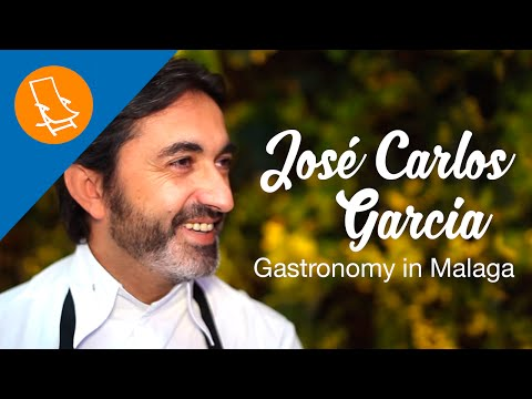 An interview with José Carlos García - Gastronomy in Malaga