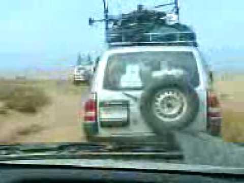 raid courier sud 2008
