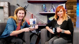 Q&A w/ MythBusters & White Rabbit Project's Kari Byron Live! | Because Science Live