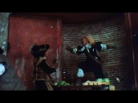 The Three Musketeers Theatrical Trailer