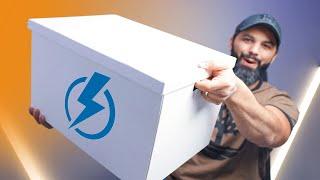 أقوى صندوق إختراعات من الإنترنت + هدية ذهبية !