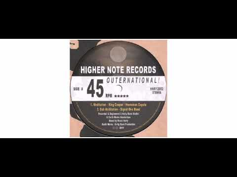 """King Cooper / Hornsman Coyote / Ras P /  - Meditation / Midnight - 12"""" - Higher Note Records Mp3"""
