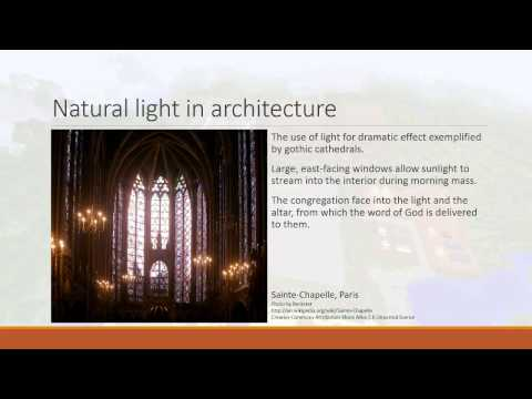 ARCHMINE100 with SCKChui #5.1: Light and Shadow lecture