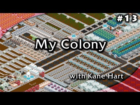 My Colony - Part #13 - Charter Code: R4N0sgf6