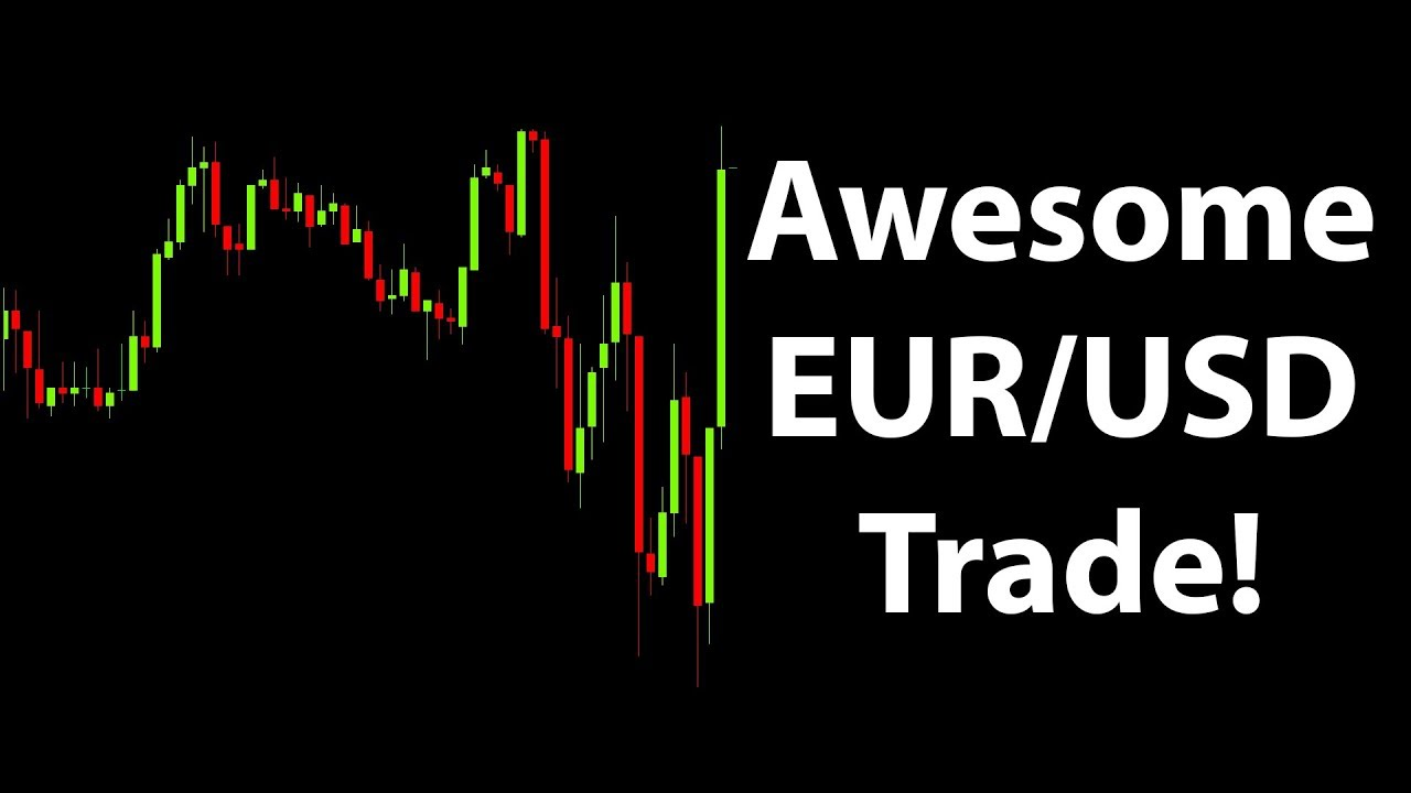 Forex Live Trading In The Eur Usd