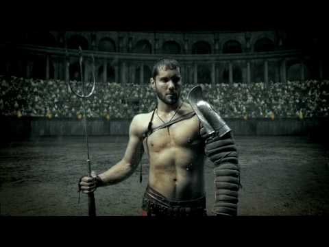 """Gladiators: Back From the Dead, Channel 4 (UK) Trailer, 40"""""""
