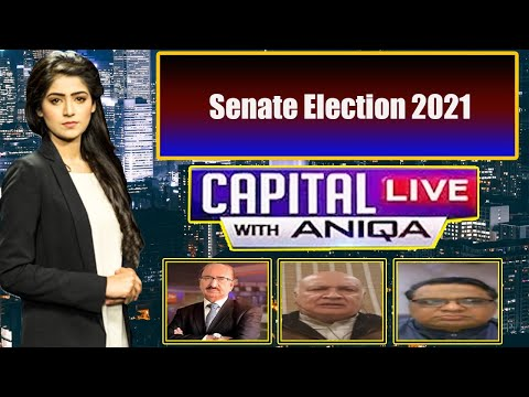 Capital Live with Aniqa - Thursday 25th February 2021