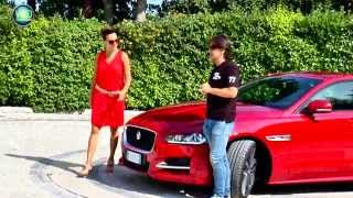 JAGUAR XE RSport | Test drive by GRUPPO PROGETTOAUTO