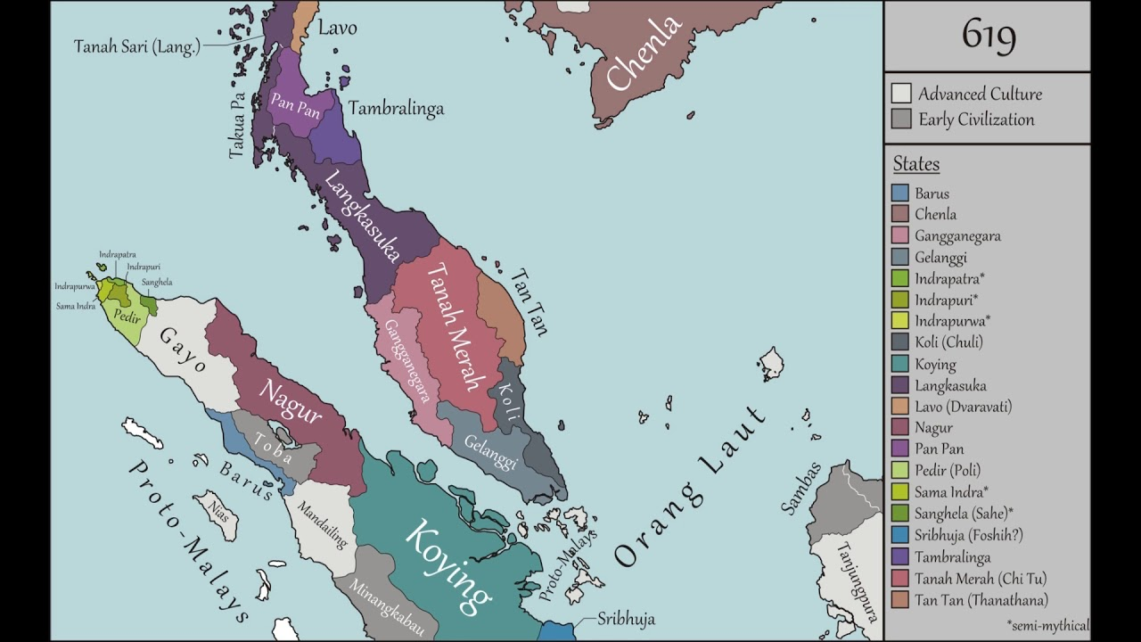 The Incredible History Of The Malay Peninsula From 40,000 BC ... on sumatra map, indus river map, malay archipelago, india map, sabah map, strait of malacca, cuba map, arabian peninsula, philippines map, malaysia map, east indies, indonesia map, singapore map, gobi desert on map, east timor map, japan map, peninsular malaysia, persian gulf map, cambodia map, malay language, malay people, laos map, kra isthmus, great sandy desert map, borneo map, cape of good hope map, java on map, maldives map,