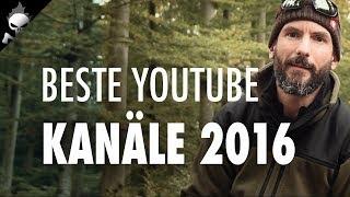TOP YOUTUBE KANÄLE 2016 ✔️ Über Bushcraft, Outdoor, Wandern, Trekking, Survival und Prepping