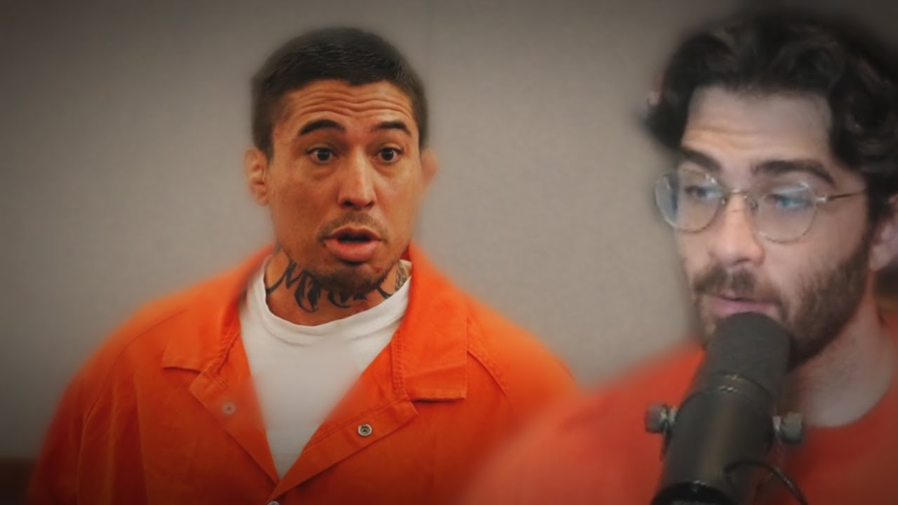 Hasanabi Reacts to The Case of Jon Koppenhaver (Criminal Psychology)