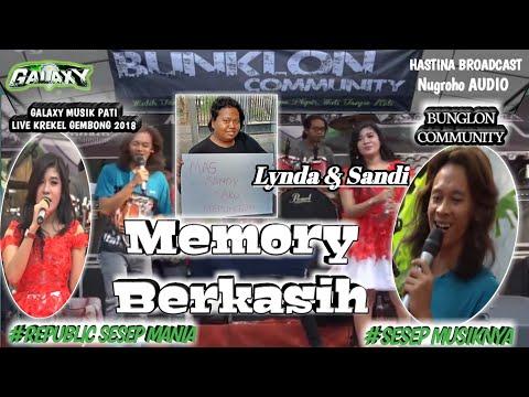MEMORY BERKASIH - GALAXY MUSIK - LIVE KREKEL GEMBONG BUNGLON COMMUNITY