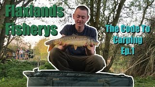 Flaxlands Fishery's l Casual Carper Bait Review l The Code To Carping Ep.1