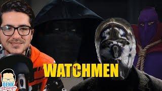¡LO MEJOR DE HBO! - Watchmen (2019) - Opinión, teorías y referencias   SJ