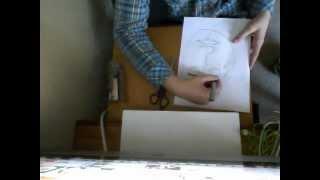 Como fazer uma máscara de papel