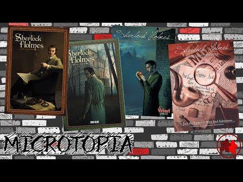 Sherlock Holmes, detective asesor | Microtopía