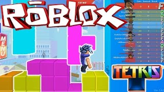I'M IN TETRIS! I Survive the Disaster 2 [NEW] I Roblox