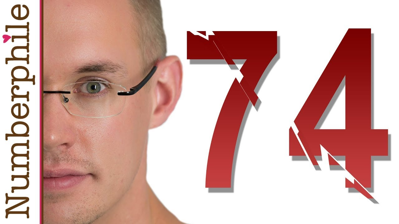 74 is cracked - Numberphile by Numberphile
