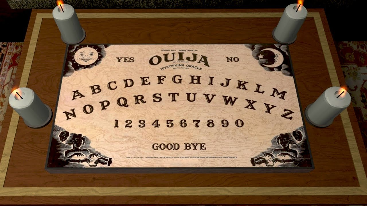 DO NOT USE A OUIJA BOARD IN ROBLOX   (Roblox Scary Game)