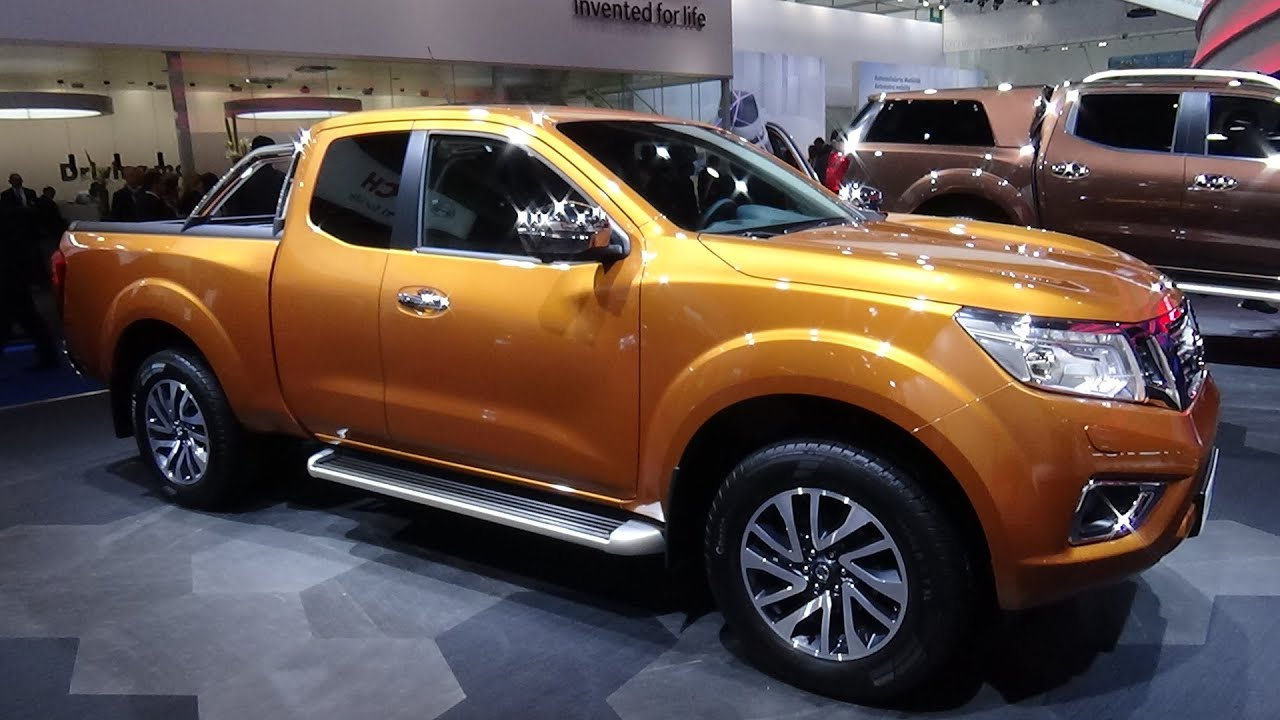 2016 nissan np300 navara exterior and interior iaa. Black Bedroom Furniture Sets. Home Design Ideas