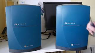 This month pickup: I GOT ANOTHER SGI OCTANE ;-) !!!