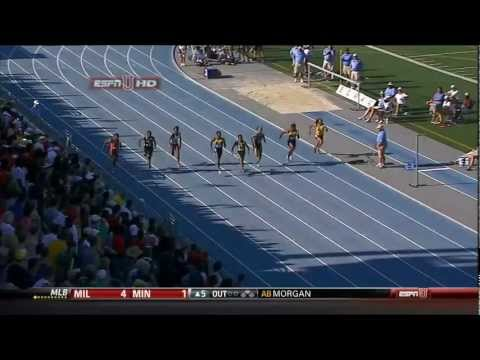 2012 NCAA Outdoor Women