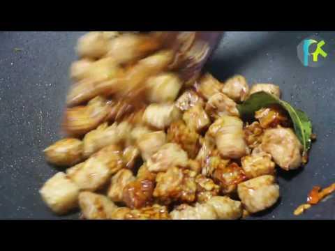 Recipes Oseng-Oseng Tempeh tofu