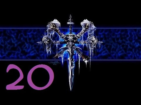 Warcraft 3 Reign of Chaos Undead Campaign Part 20 Kel'Thuzad Reborn