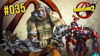 Borderlands 2 [Krieg Psycho Mania/Hellborn][Mechromancer Anarchy][Alle DLCs] DE/LPT #035