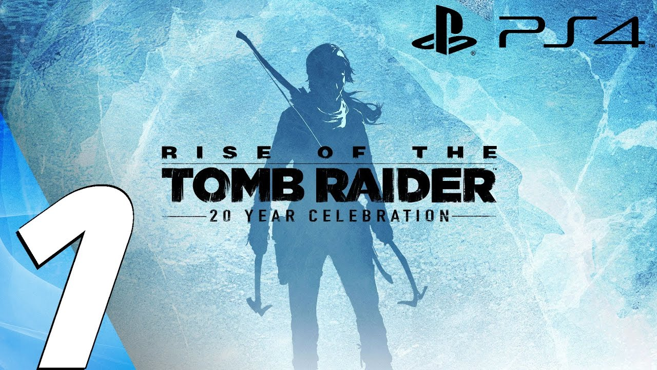 Rise Of The Tomb Raider Ps4 Gameplay Walkthrough Part 1