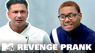 Pauly D's Cheating Prank Escalates Very, Very Quickly | Revenge Prank