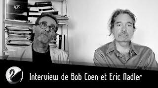 Reporter de guerre et journaliste : Bob Coen et Eric Nadler