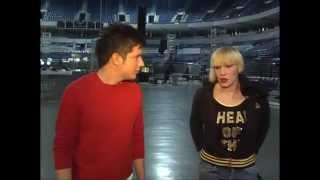 Aleksandra Sladjana Milosevic - Emisija Razvedravanje