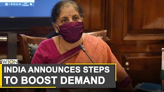 India announces economic stimulus to boost demand | India News | Business News