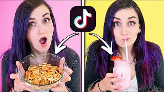 Testing VIRAL TikTok Food Hacks to See if They Actually Work