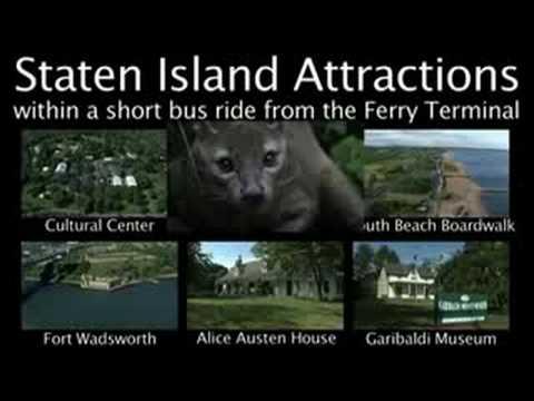 A Tour of Staten Island
