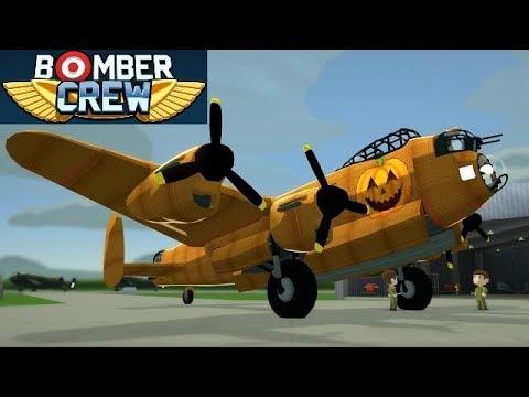 【ゆっくり実況】Bomber Crew 出撃!素人爆撃チーム!