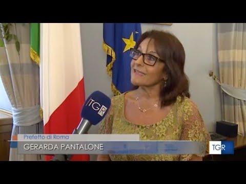 Roma, il prefetto Gerarda Pantalone: bilancio di oltre un anno di attività