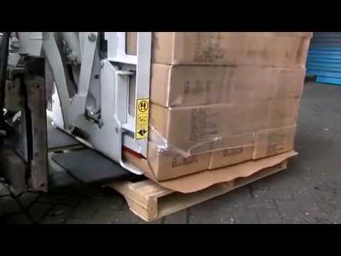 Push-Pull-Attachment For Forklift Truck