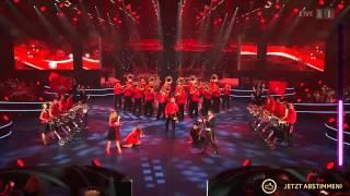 Swiss Powerbrass - Uf de Bänklialp, Guggisberglied und Oh läck du mir