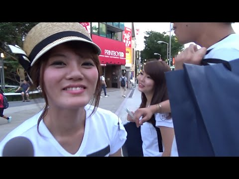 Japanese People Guess English Words (American Accent)