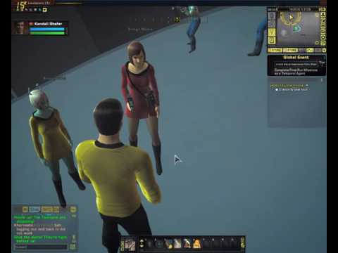 Star Trek Agents Of Yesterday Ep 1 pt 2 The Taurian Affair