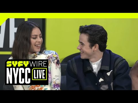 Alita: Battle Angel Makes Robert Rodriguez Cry | NYCC 2018 | SYFY WIRE